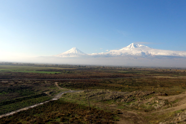estradas da armênia