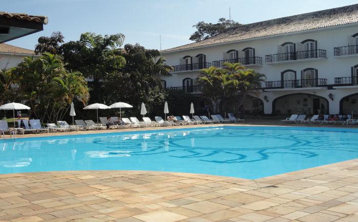 piscina San Raphael