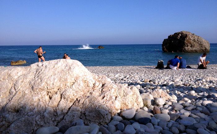 chipre, praia