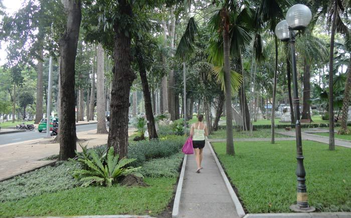 Saigon ou Ho Chi Minh?